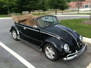 The History of the VW Beetle – One of the World's Classic Cars