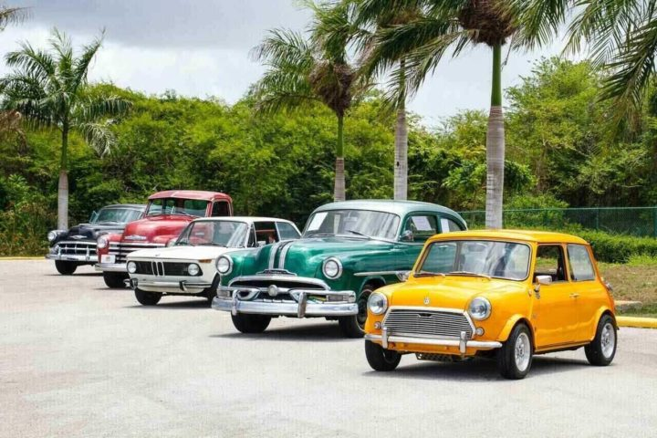 Top tips for shipping a classic car